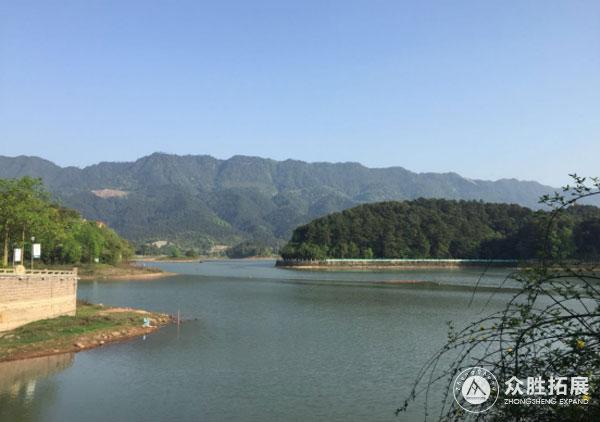 重庆大足龙水湖拓展基地