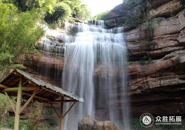 泸州天仙洞风景区拓展基地