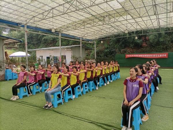 泸州宇昂幼稚园团队培训