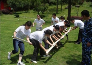 企业拓展训练的介绍、培训、分类