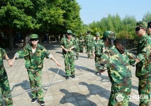 泸州军事拓展训练与传统拓展训练的区别
