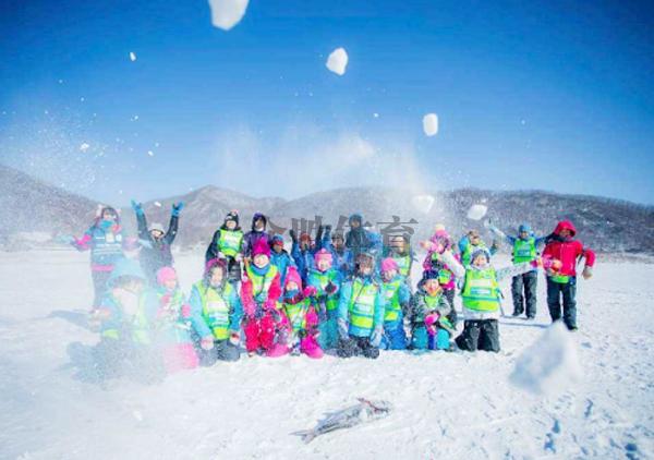学生冬令营