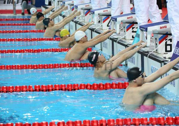 内江青少年游泳比赛
