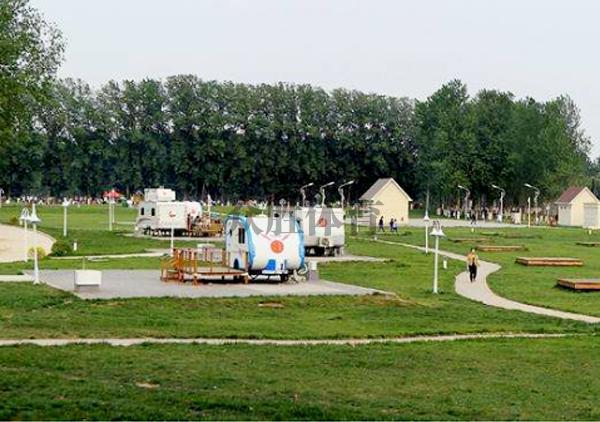 青少年营地建设